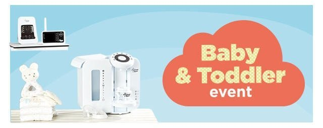 Asda's Baby & Toddler event is back!