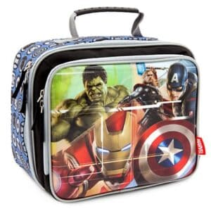 Avengers AOU Lunch Bag