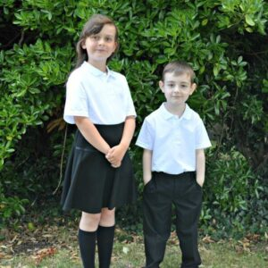 Back to school essentials - uniform