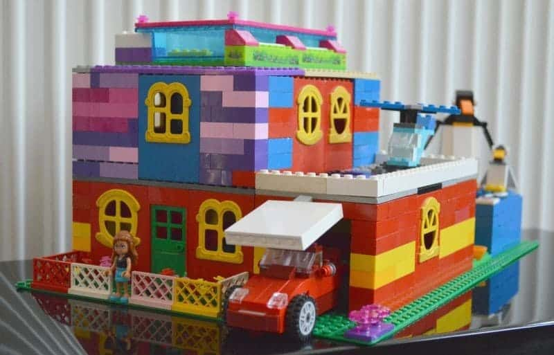 Lego Dream Homes