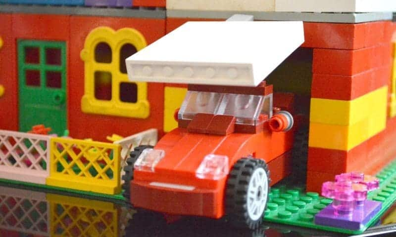 Lego Dream Homes - Garage