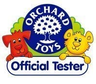 Orchard Toys - Official tester