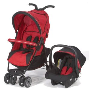Petite Star City Bug Stroller Travel System