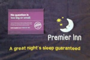 Premier Inn Uttoxeter - A great night's sleep guaranteed
