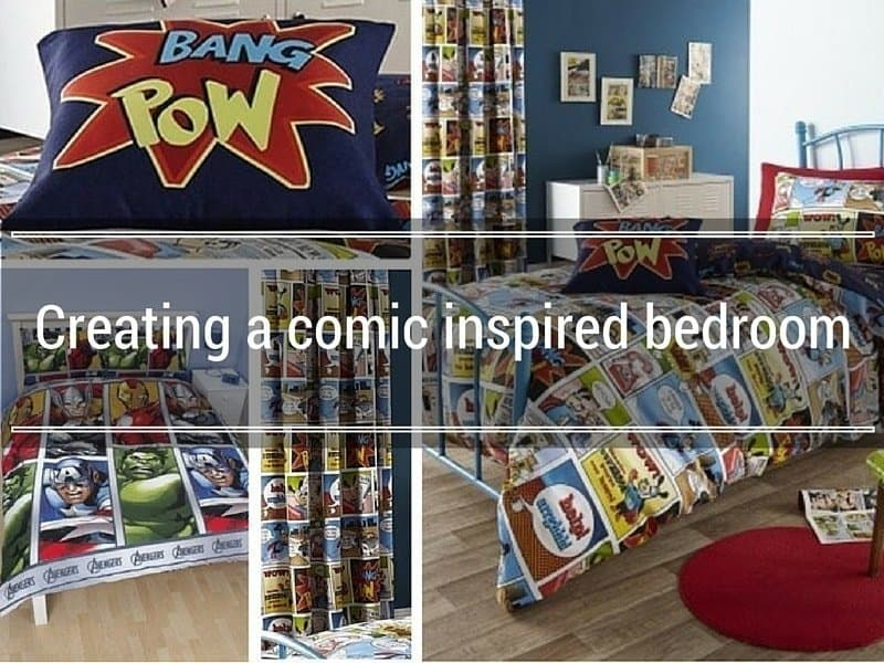 Creating A Comic Inspired Bedroom Boo Roo And Tigger Too