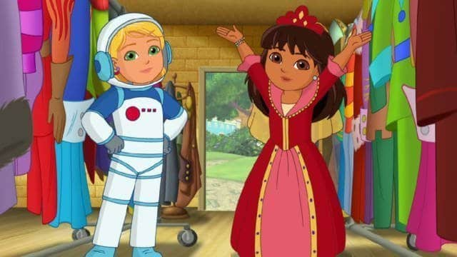 Dora and Friends DVD + #Giveaway