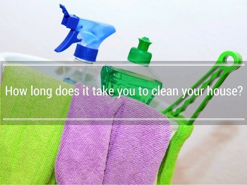 How Long Does It Take To Clean A House Thecarpets Co