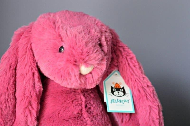 Jellycat Rose Bunny