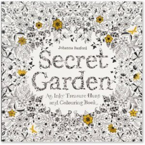 Secret Garden, £9.95, www.nhmshop.co.uk