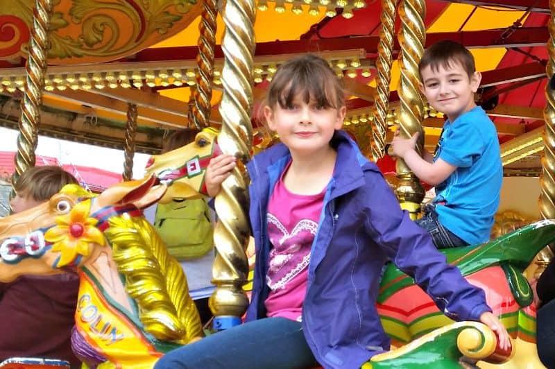 Siblings {September 2015} - Drayton Manor