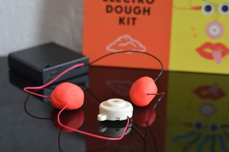 Technology Will Save Us - DIY electro dough kit buzzer