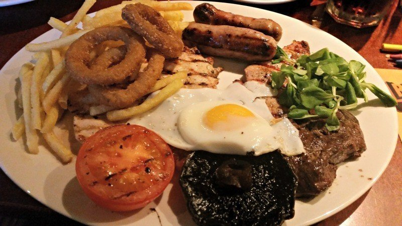 Beefeater - Mixed Grill
