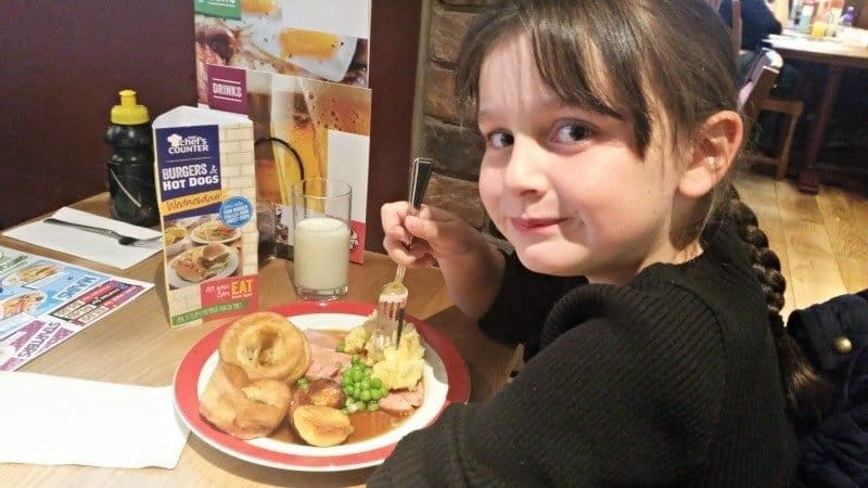Brewers Fayre - Sunday Carvery