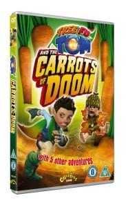 Carrots of Doom DVD_3D