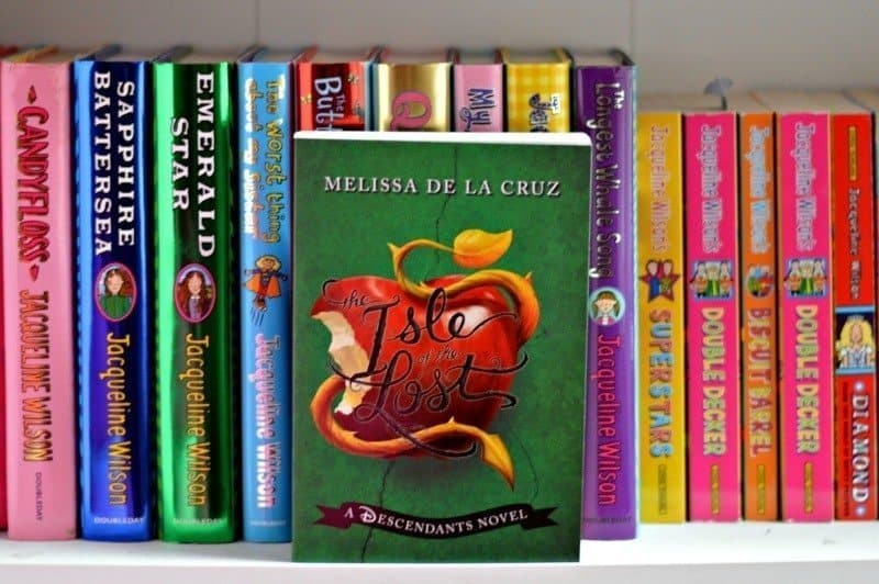 Disney Descendants The Isle of the Lost Book