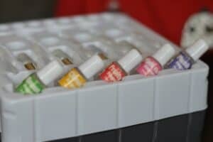 FabLab Invent-a-scent perfume set - Contents