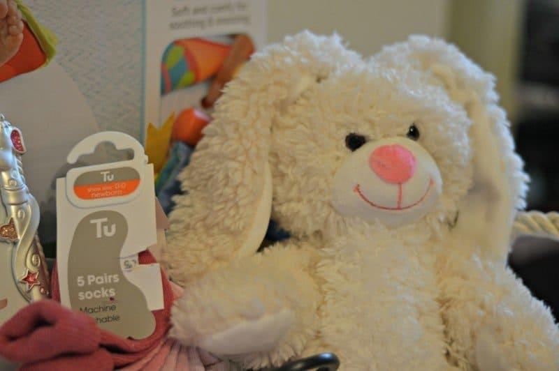 Preparing for Piglet - Baby Shower rabbit