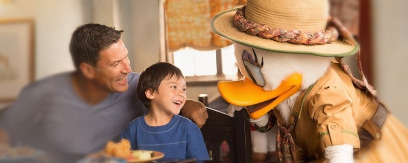 Walt Disney World in Florida's 2016 Free Dine offer
