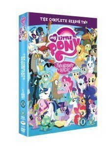 My Little Pony: Friendship is Magic – The Complete Season Two