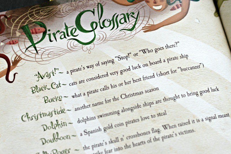A Pirate's Twelve Days of Christmas - Pirate Glossary