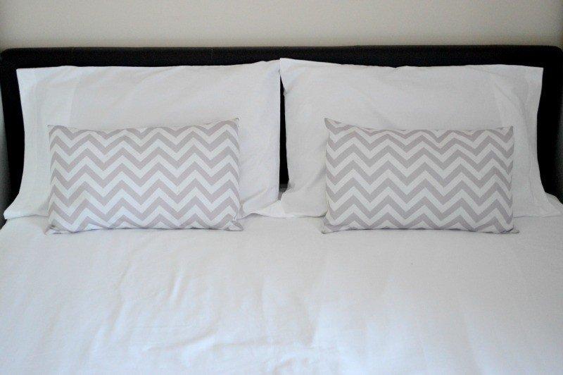Brosheets - Elegant white duvet cover