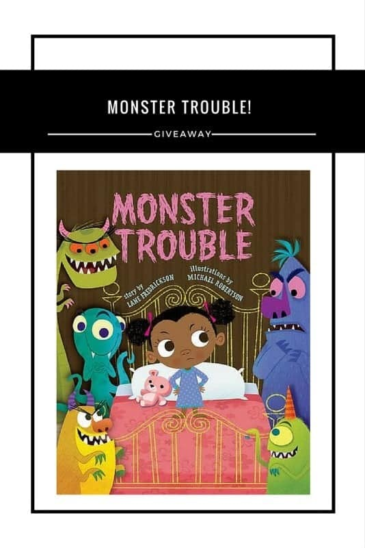 Monster Trouble! #Giveaway