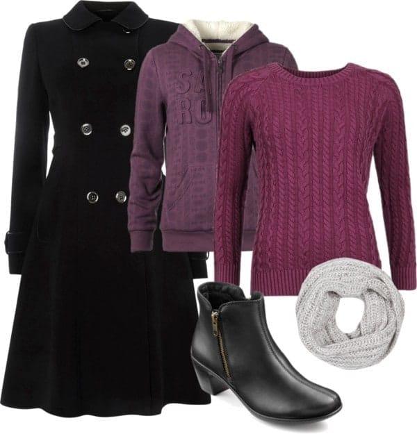 My post pregnancy winter clothing wishlist