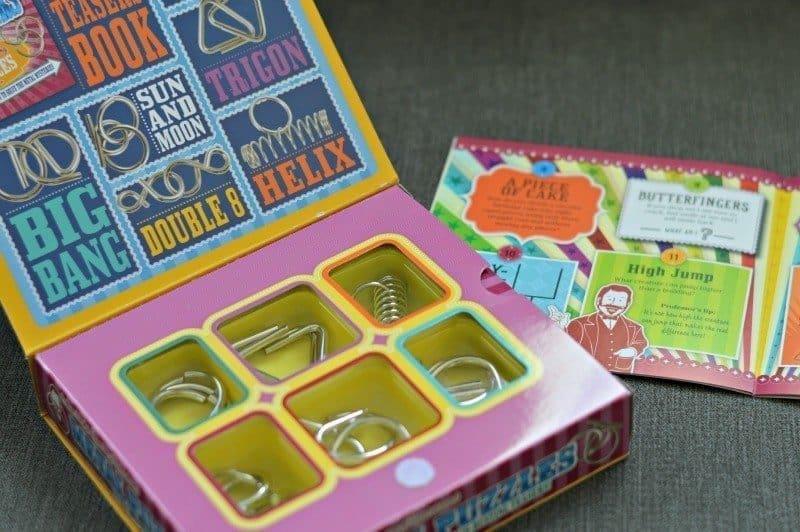 Professor Murphy Metal Puzzles Set - Metal Puzzles