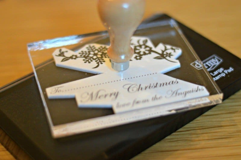 Preparing for Christmas   Stamptastic Christmas Stamps