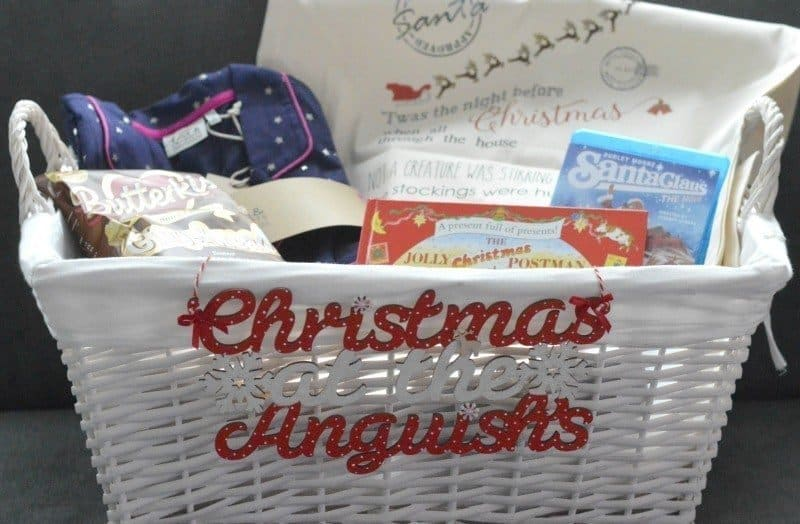 Christmas Eve Box - Christmas at the Anguish's