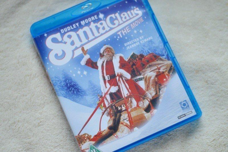 Christmas Eve Box Something to watch - Santa Claus the Movie