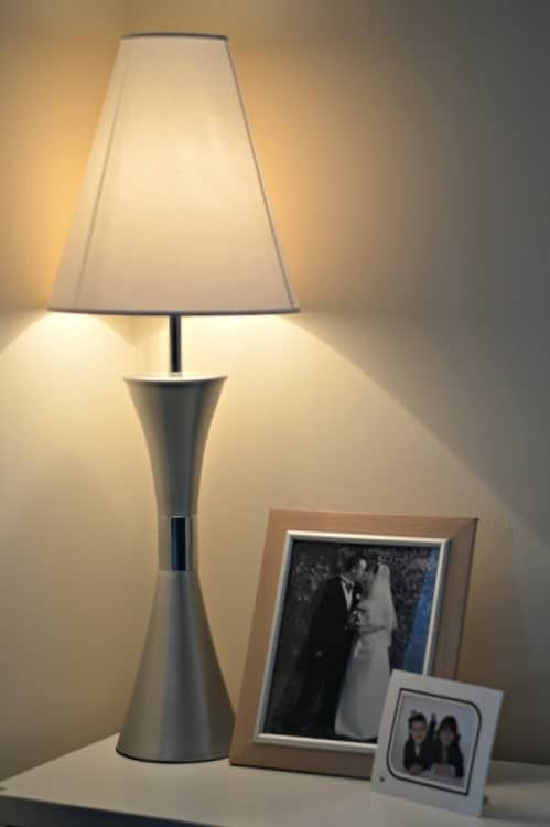 Furniture Village Rock Table Lamp