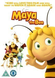 Maya the bee DVD cover image