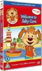 Pip Ahoy - Welcome to Salty Cove DVD