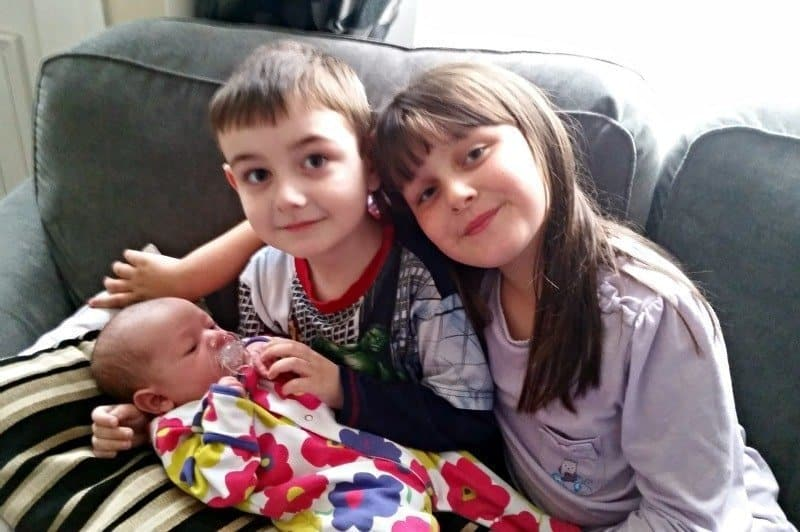 Siblings {December 2015} - pyjamas
