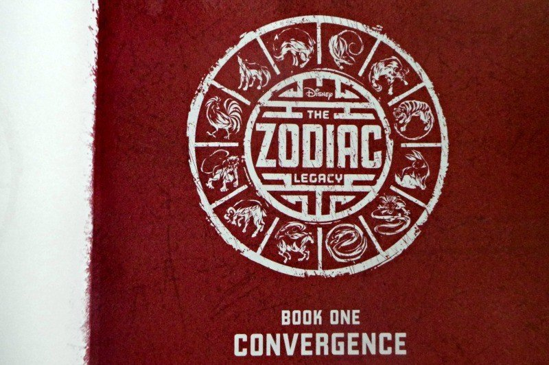 Disney: The Zodiac Legacy: Convergence {Book Review}