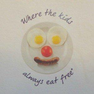 Table Table kids eat free breakfast