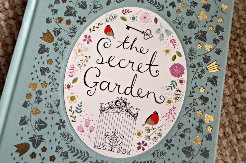 The Secret Garden (Barnes & Noble Leatherbound edition) {Book Review}