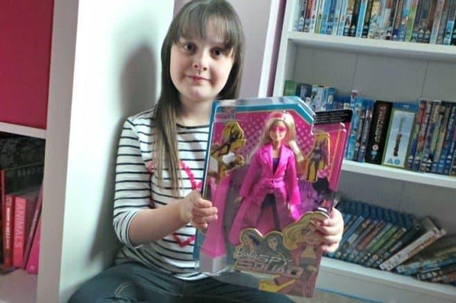 Barbie Spy Squad Secret Agent Doll - Roo