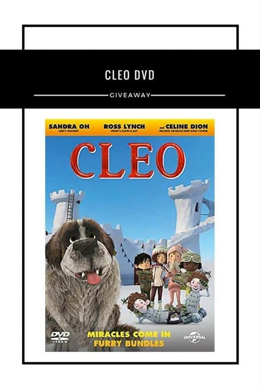 CLEO DVD #Giveaway