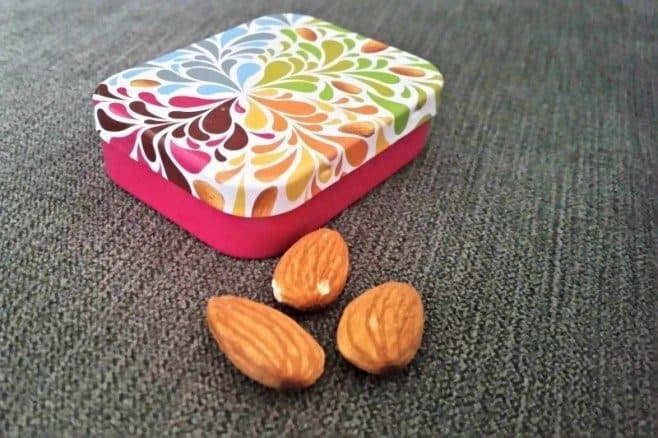 California Almonds - Tin