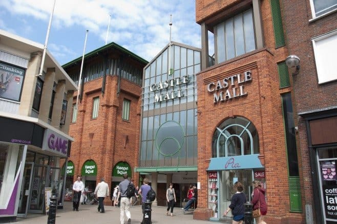 Castle Mall, Norwich