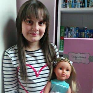 DesignaFriend Charlotte Doll