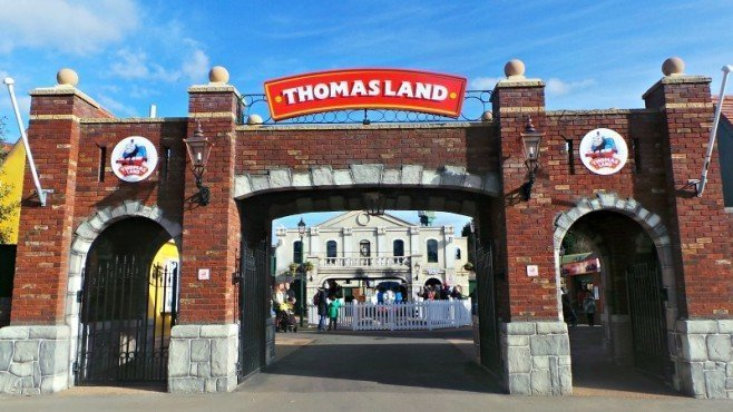 Drayton Manor Thomas Land
