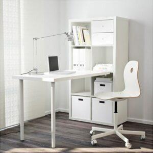 IKEA - KALLAX Desk combination