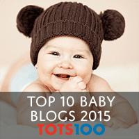 Tots100 - Top 10 Baby Blog 2015