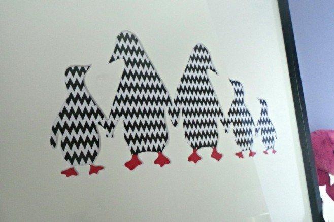 Bertie & Jack - Fabulous Family with zig-zag zebra print