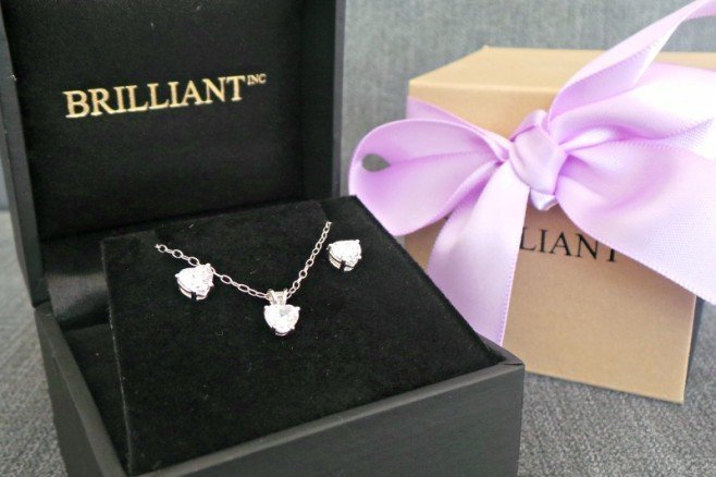 Brilliant Inc - Classic Heart Gift Set
