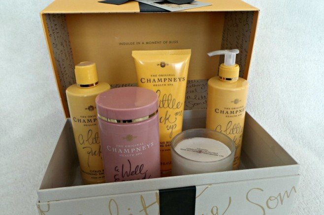 Champneys A Little Something Special gift box