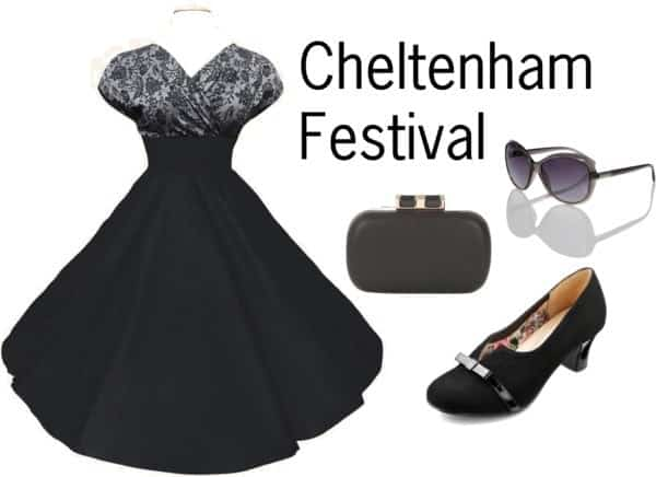 Cheltenham Festival - Outfit of the day